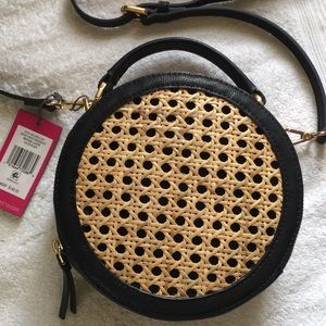 Vince Camuto group chica round crossbody
